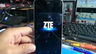 ZTE Grand S Flex hard reset