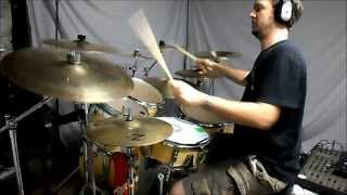 METALLICA - Master of Puppets  - Drum Cover