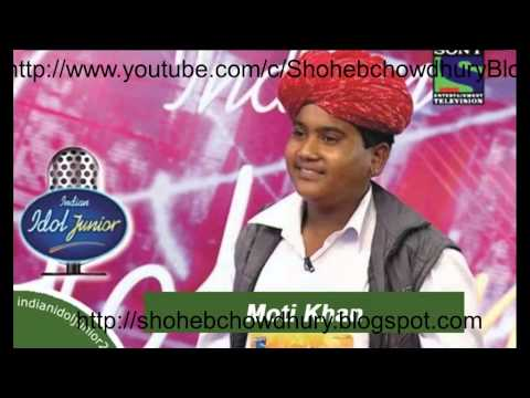 INDIANIDOL JUNIOR 2015 TOP 09