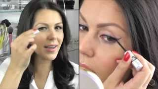♥ How to: PERFECTE winged eyeliner Thumbnail