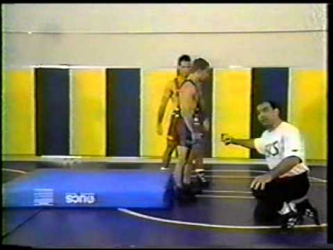 Coach's Syllabus for Greco-Roman Wrestling - Throws