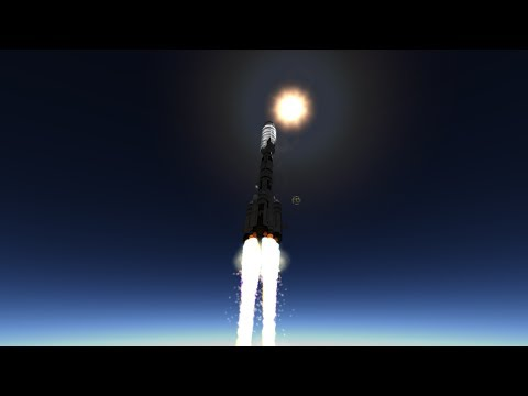 Kerbal Space Program | Asteroid Redirect Live Stream