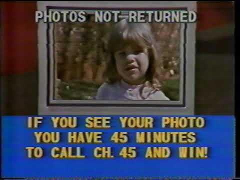 WNRW TV Kids Prize TV Commercial | 1985