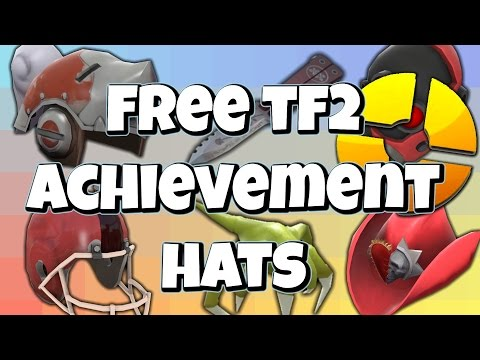 TF2: Free Hats! (From Steam F2P games)