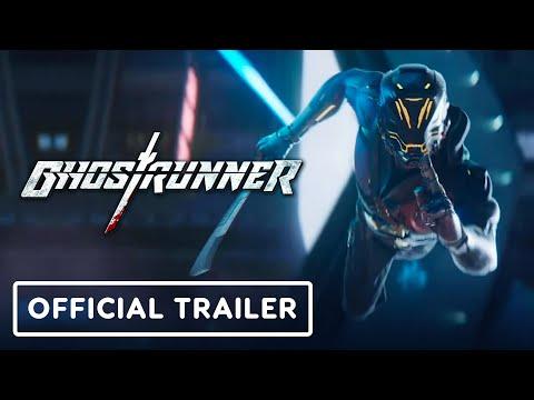 Ghostrunner - Official Teaser Trailer | gamescom 2020