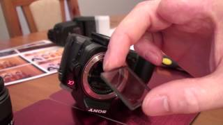 How to replace a Sony Alpha SLT Mirror