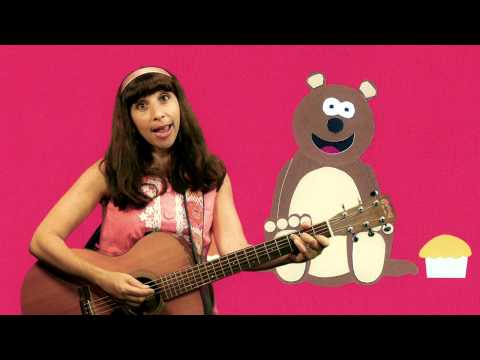 Anna and the Cupcakes - Music for Kids with Bari Koral Family Rock Band