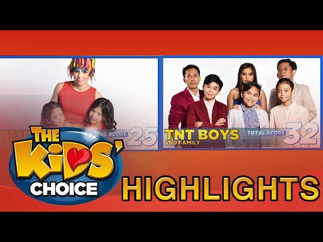 The Kids Choice PH Highlights: Deliberation | Celebrity Edition