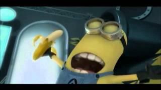 Gwen Stefani ft Minions: Bananas