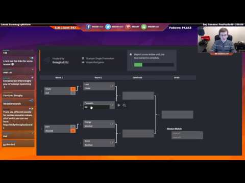 Twitch Emote 1v1 Tournament Full Replay (Live Stream Highlight) [Twitch]