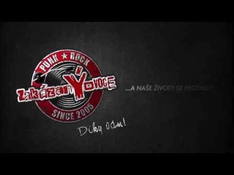 zakázanÝovoce - Někdo jako ty (lyric video 2016)