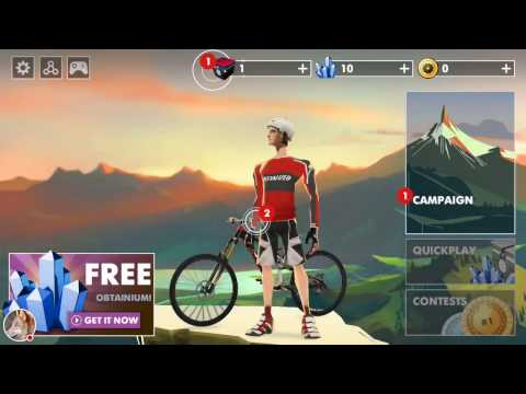 Bike Unchained - Gameplay Walkthrough Part 1 - (iOS, Android)