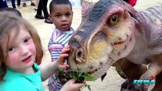 Real dinosaur in real life 2 - MUST WATCH !!