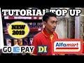 Cara top up gopay di alfamart || Terbaru 2019