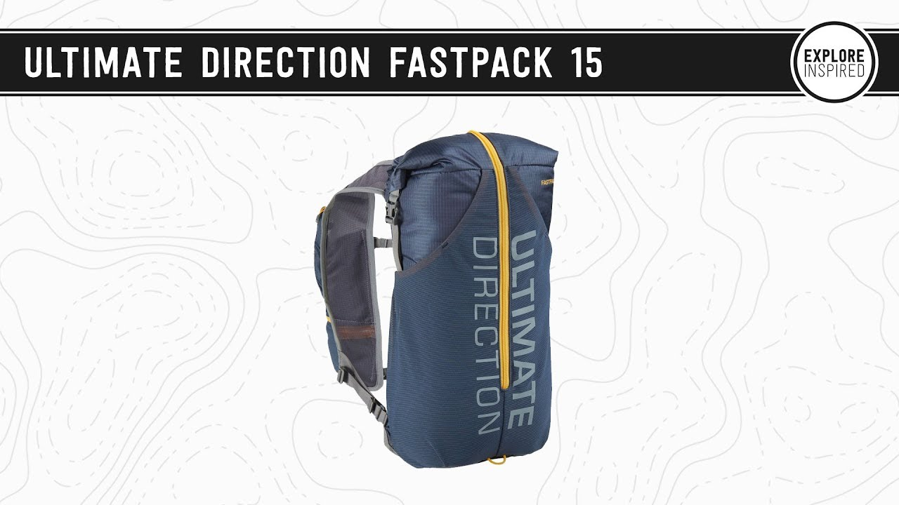 59011d9abb Ultimate Direction Fastpack 15 Test on Franconia Ridge Loop Trail