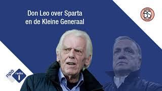 Leo Beenhakker over Sparta en Dick Advocaat
