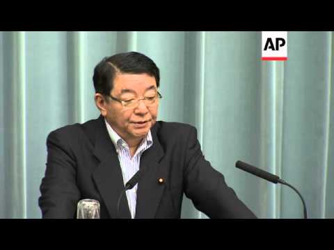 Japanese cabinet minister reacts to  Medvedev visit to disputed islands