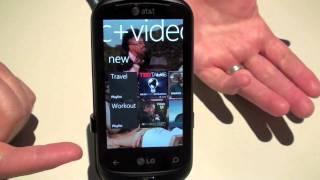 zune Integration on Windows Phone 7