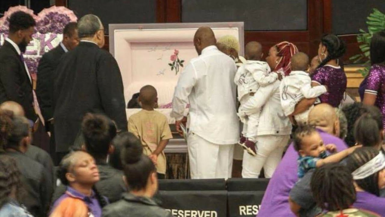 kenneka jenkins funeral service and pictures youtube