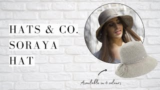 Hats & Co. Soraya Hat Hat Review - Hats By The 100