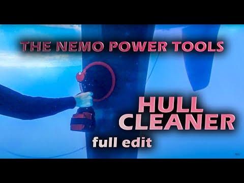 Nemo Hull Cleaner Intro & Demo Full Edit