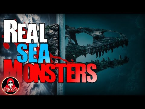 5 REAL Sea Monster Sightings - Darkness Prevails