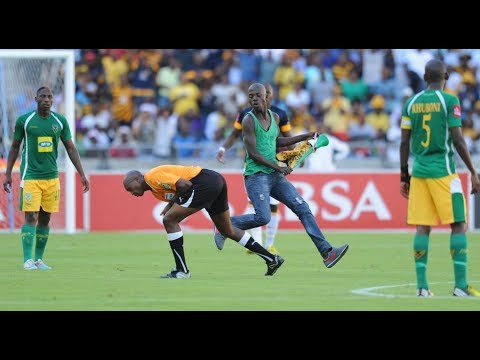 South African football - TOP FAILS, HOWLERS, MISSES AND BLOOPERS