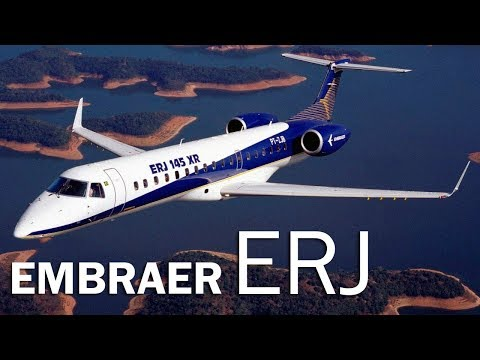 Embraer ERJ - dance with the industry. History and description