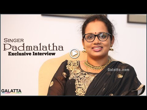 Singer Padmalatha's Nenjorama Will Fill Your Heart. Listen. Enjoy And More Songs