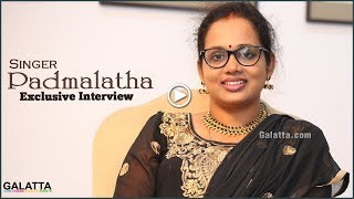 Singer Padmalatha's Nenjorama will fill your heart. Listen. Enjoy and more songs