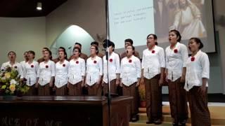 """Pimpin Aku Tuhan Allah"" - by EBEN-HAEZER CHORALE"
