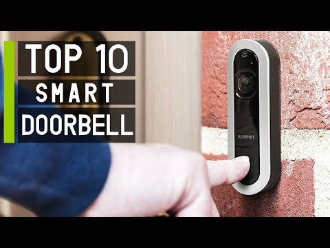 Top 10 Best Smart Doorbell For Your Home Security | Wireless Doorbell Camera