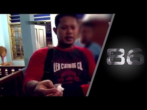 86 Penggerebekan Gembong Narkoba di Jakarta Barat