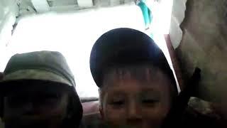 Ребята жгут! Видео о войне. Я и мой друг Серега. Подписывайтесь на мой канал, ставьте лайки.