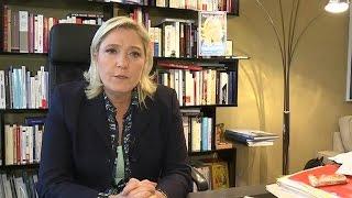 Perquisition chez Jean-Marie Le Pen:  sa fille pense qu