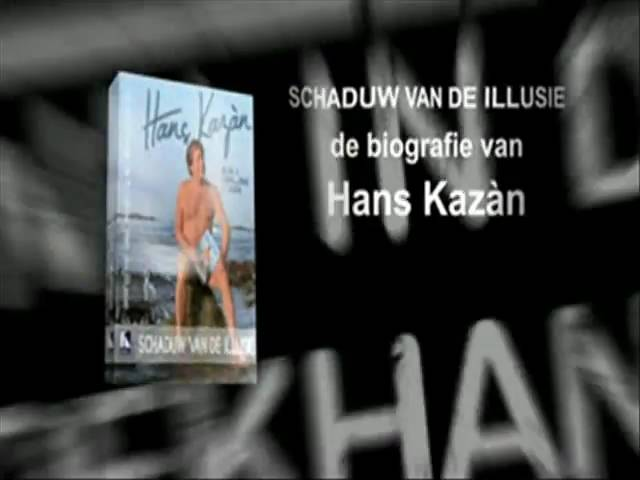 Hans Kazàn Speaker at Speakers Academy® - Boek Schaduw van de illusie