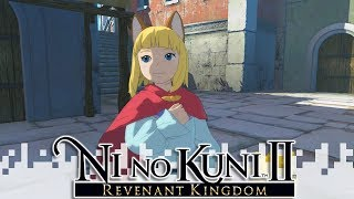 NI NO KUNI II: REVENANT KINGDOM - Sides! - EP27 (Gameplay)