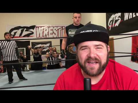 TOSSED OFF AMBULANCE! CRAZY GTS SOLID STEEL SERIES PPV SUPERCARD EVENT!