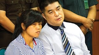 mary jane veloso bali nine indonesia executes eight prisoners but reprieves mary jane veloso