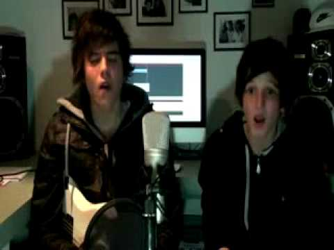 Fall For You - Secondhand Serenade Cover by Clinton and Mitchel Cave