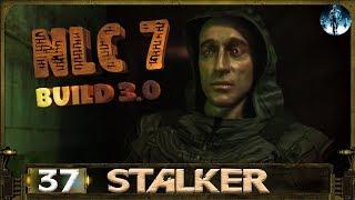STALKER NLC 7 Build 3.0 - 37: Поход в Рыжий лес , Поляна и танк , Лабиринт