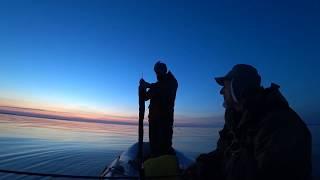 Нарвались на Стадо Окуня Рыбалка на спиннинг