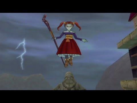 Dragon Quest VIII: Boss #8 - Evil Jessica