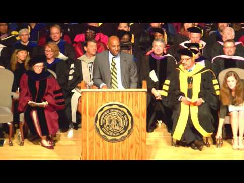 August 2016 - Opening Convocation at DePauw University (Complete)
