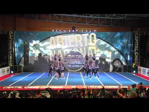 National Power Cheer - Nivel 3 senior mixto