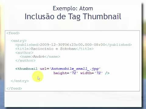 Namespaces em XML