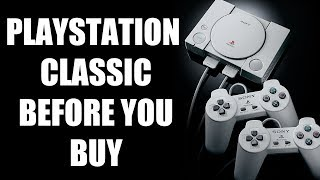 PlayStation Classic  - 13 Things You Need To Know Know Before You Buy