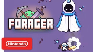 Forager - Announcement Trailer - Nintendo Switch