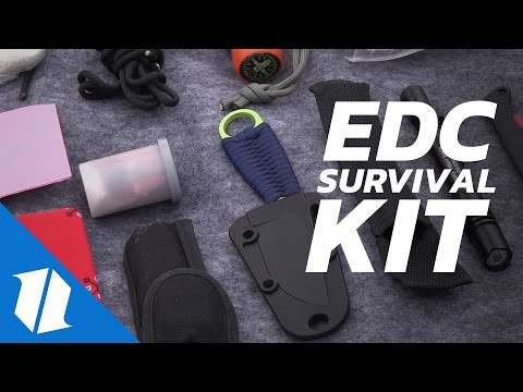 53 Items For Your EDC Survival Kit