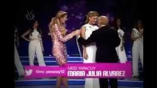 Miss Yaracuy insulta a Osmel Sousa